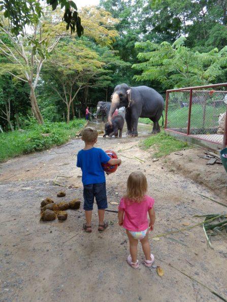 Gyvenimas Tailande su vaikais