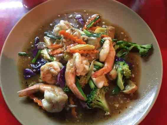 Geriausias maistas Azijoje - Tailande