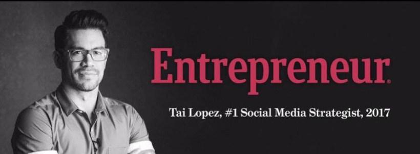 Tai Lopez Discount Coupons - tai lopez course