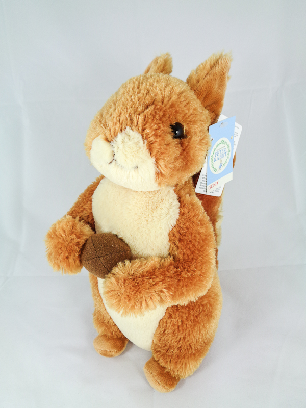 House Tailor Of Large Squirrel Gloucester The Nutkin Plush XOPTukZi