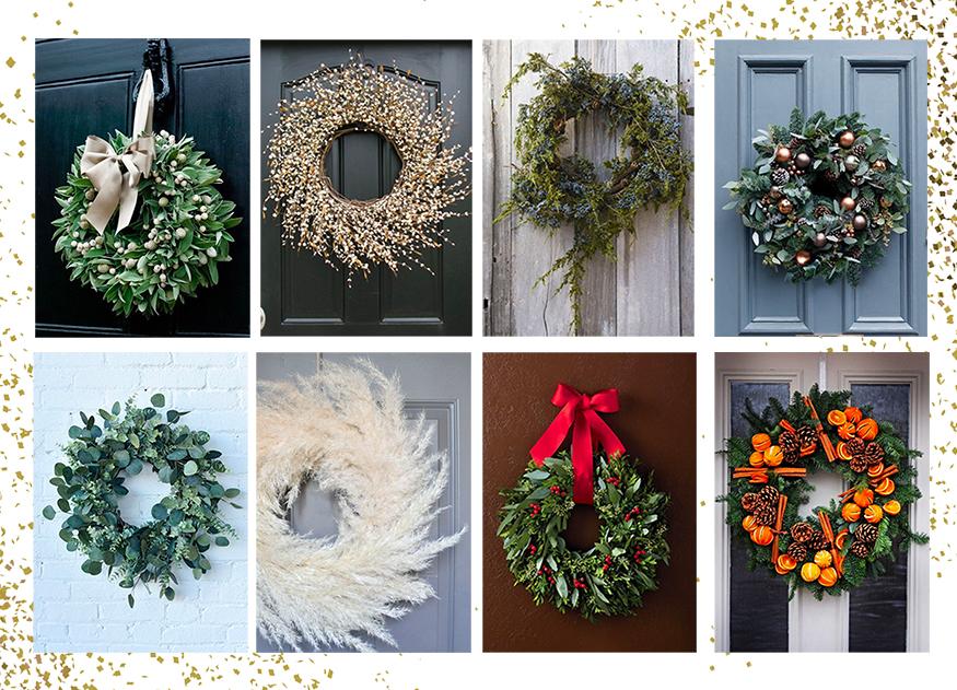 Christmas Wreath@0.5x