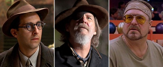 Two actors who appeared with Jeff Bridges in a previous film would have been perfect for a scene in 'True Grit': John Turturro and John Goodman