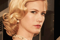 January Jones in 'Mad Men'