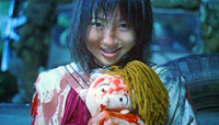 Things get bloody in 'Battle Royale' (Batoru rowaiaru)