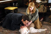 Ben Stiller and Drew Barrymore in 'Duplex'