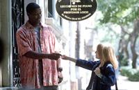 Denzel Washington struggles to save Dakota Fanning in 'Man on Fire'