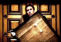 Nicolas Cage steals the Constitution of the United States in 'National Treasure'