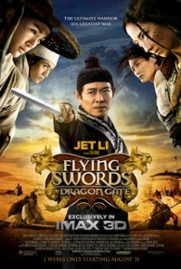 'Flying Swords of Dragon Gate' poster
