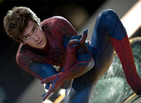 Andrew Garfield is 'The Amazing Spider-Man'