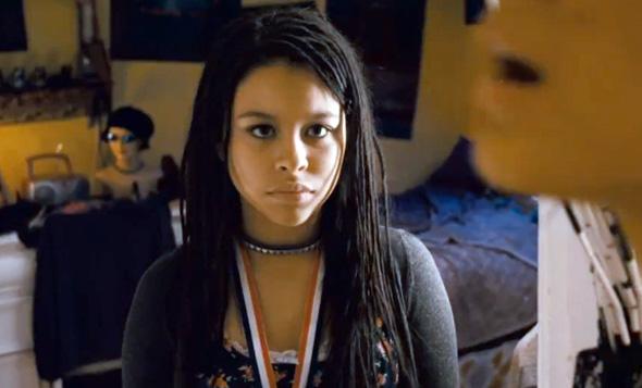 Cierra Ramirez in 'Girl in Progress'