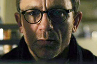 Daniel Craig stars in 'The Girl With The Dragon Tattoo'