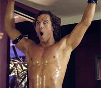 Matthew McConaughey takes it all off - well, mostly - in 'Magic Mike'