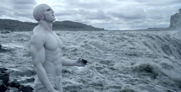 A mysterious Engineer in 'Prometheus'