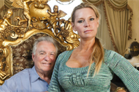 David Siegel and his third wife Jackie Siegel in 'The Queen of Versailles'
