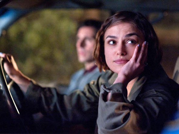 Keira Knightly and Steve Carell in 'Seeking a Friend for the End of the World'