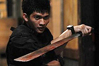 Iwo Uwais stars in 'The Raid: Redemption'