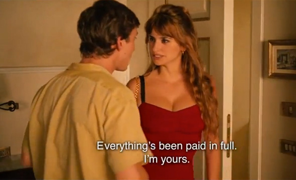 Penelope Cruz in 'To Rome With Love'