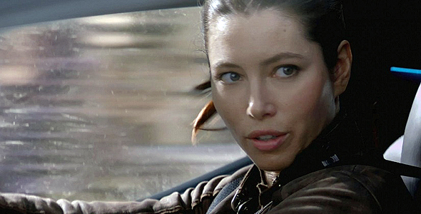 Jessica Biel to the rescue in 'Total Recall' (2012)