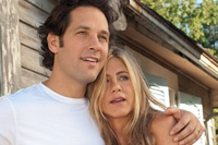 Paul Rudd and Jennifer Aniston co-star in 'Wanderlust'