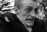 Man rises from cemetery in 'Night of the Living Dead'