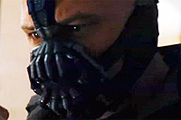 Tom Hardy is Bane in 'The Dark Knight Rises'