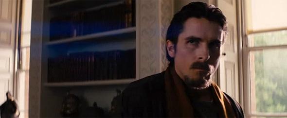 Christian Bale as Bruce Wayne-Batman in 'The Dark Knight Rises'