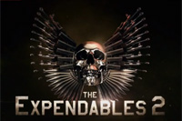 'The Expendables 2' opens Aug. 17