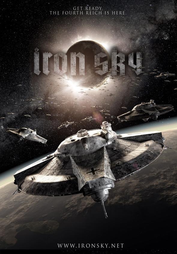 'Iron Sky' poster