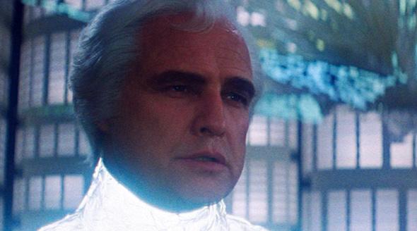 Marlon Brando in Superman