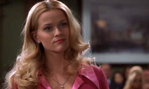 Reese Witherspoon is perfect in 'Legally Blonde'