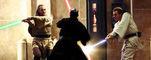 'Star Wars: Episode I - The Phantom Menace'
