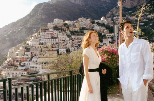 Diane Lane and Raoul Bova in 'Under the Tuscan Sun'