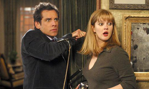 Ben Stiller and Drew Barrymore star in 'Duplex'