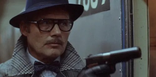 Robert Shaw is a stone-cold criminal in 1974's 'The Taking of Pelham One Two Three'