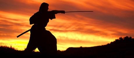 'The Last Samurai'