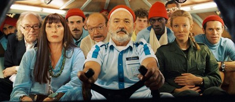 'The Life Aquatic with Steve Zissou'