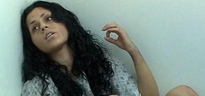 Mia Hoyos in 'The Curse of El Charro'