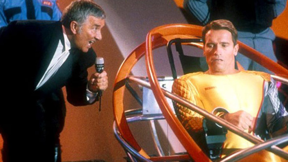 Richard Dawson in 'The Running Man'