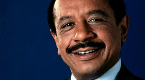 Sherman Hemsley starred in 'The Jeffersons'