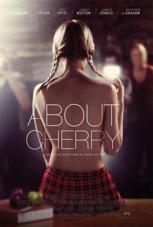'About Cherry' poster