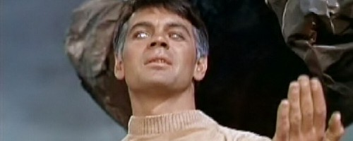 Gary Mitchell in 'Star Trek'