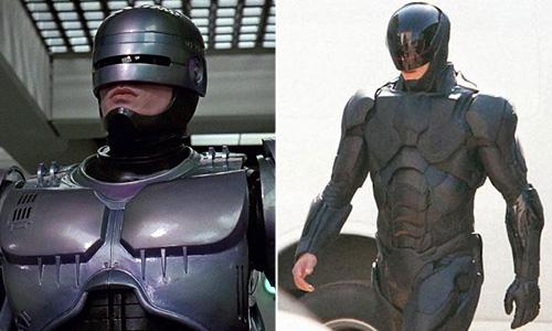 1987's 'RoboCop' vs 2013's 'RoboCop'