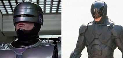 'RoboCop' then now