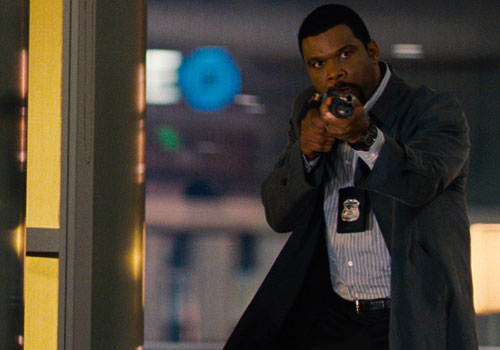 Tyler Perry gets into the action genre with 'Alex Cross'