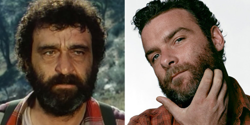 Victor French was brilliant as Isaiah, the troubled yet close friend of Charles Ingalls - Liev Schreiber would wonderfully capture the role with a mix of strong confidence with a dark past