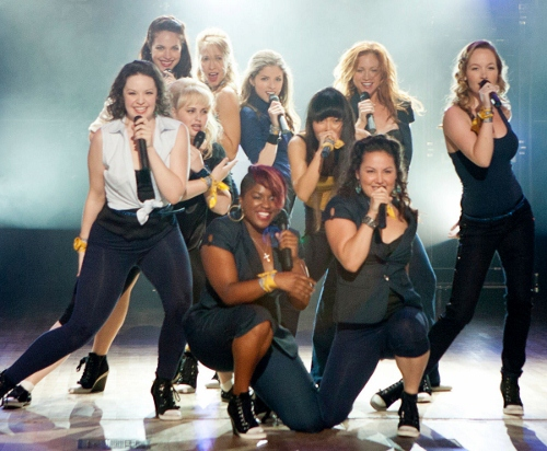 Cast of 'Pitch Perfect'