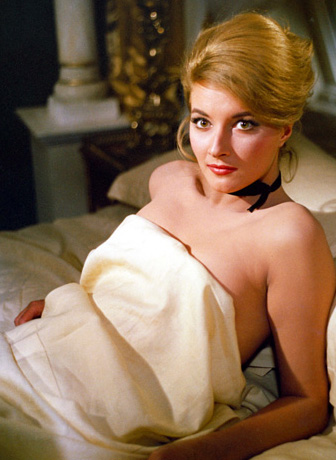 Daniela Bianchi in 'From Russia With Love'