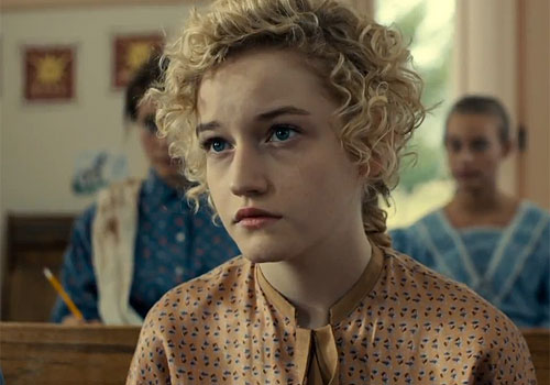 Julia Garner in 'Electrick Children'