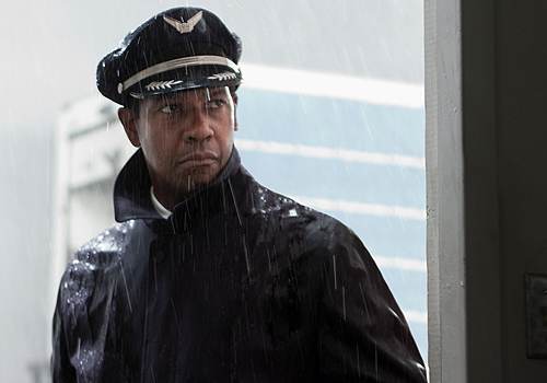 Denzel Washington delivers in 'Flight'