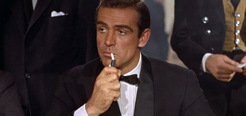 Sean Connery debuts as the quintessential James Bond in 'Dr. No'